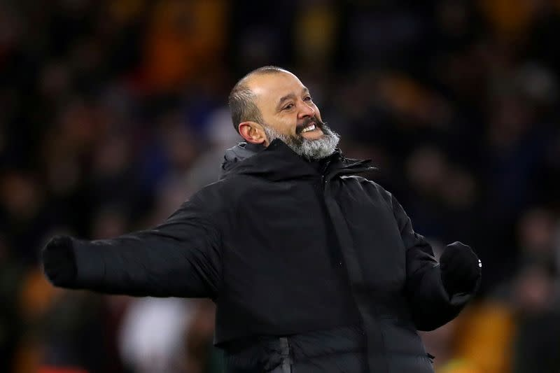 Wolves fans free to dream of Europa League glory, says Nuno