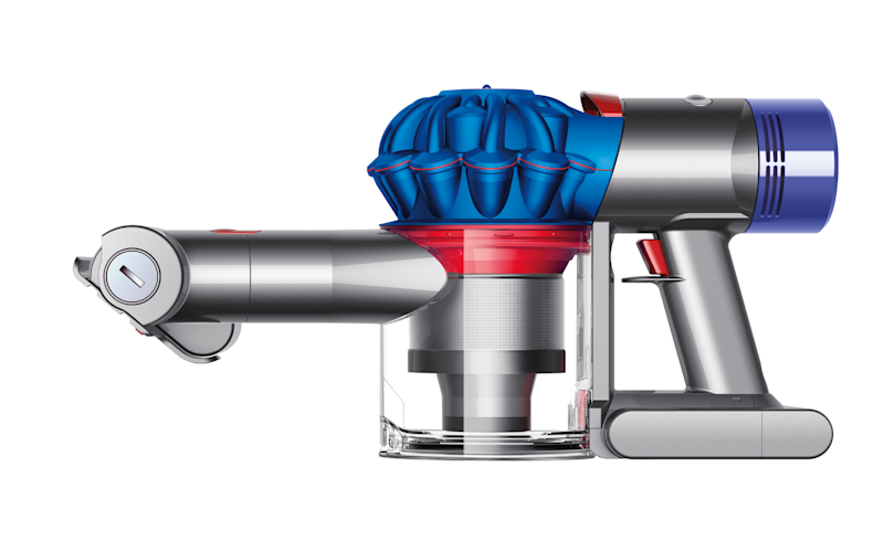 Dyson V7 Trigger Pro with HEPA Handheld Vacuum Cleaner (Photo: Walmart)