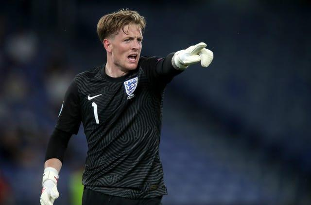 Jordan Pickford may not have played in Andorra but was a huge part of England breaking their clean-sheet record.