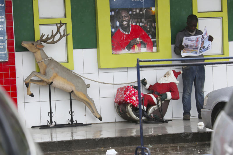 In Zimbabwe's crisis, 'we cannot talk of Christmas anymore'