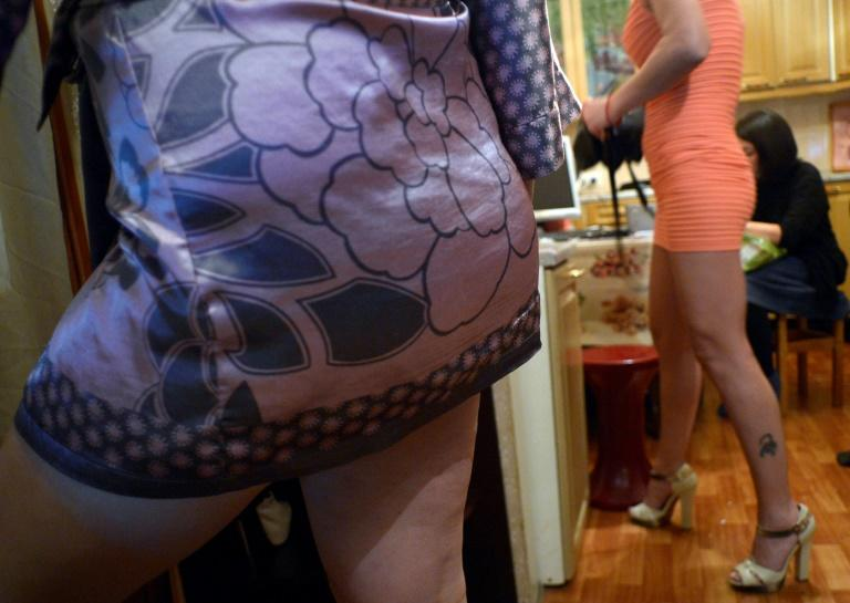 Prostitution in Russia is illegal meaning sex workers operate in a hidden world outside the law, making them doubly vulnerable to infection and abuse