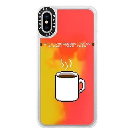 """<p>casetify.com</p><p><strong>$45.00</strong></p><p><a href=""""https://go.redirectingat.com?id=74968X1596630&url=https%3A%2F%2Fwww.casetify.com%2Fproduct%2Fsoft-its-dangerous-to-go-alone-take-this-coffee%2Fiphone-x%2F8011603%3Fcolor%3Dsilver%23%2F8011603&sref=https%3A%2F%2Fwww.seventeen.com%2Flife%2Fg23515577%2Fcool-gifts-for-teen-boys%2F"""" rel=""""nofollow noopener"""" target=""""_blank"""" data-ylk=""""slk:Shop Now"""" class=""""link rapid-noclick-resp"""">Shop Now</a></p><p>For the person who's bloodstream is 57% cold brew. </p>"""