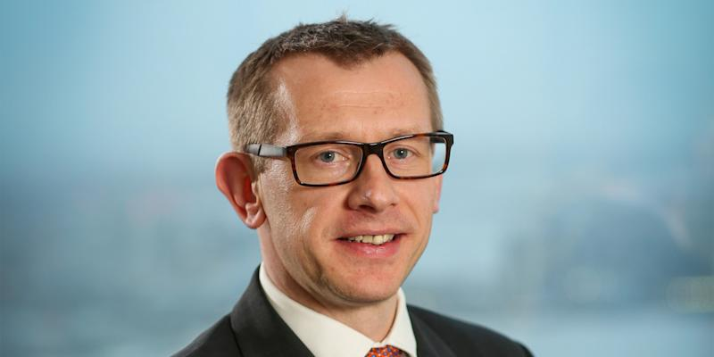 David Farrow, Head of International Corporate Banking, Barclays