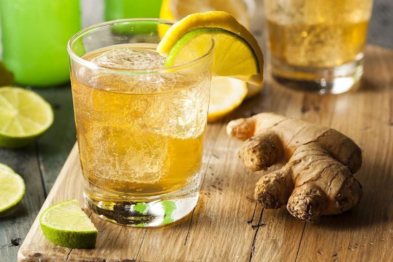 Ginger capsules can help ease morning sickness