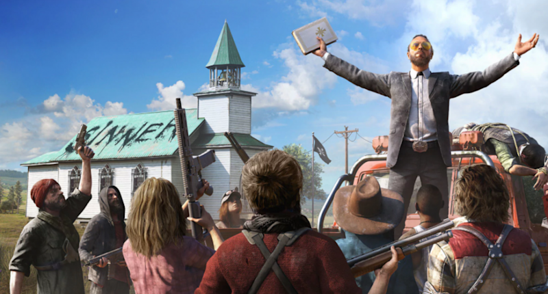 Far Cry 5 Villain Joseph Seed Is Very Different From Pagan Min