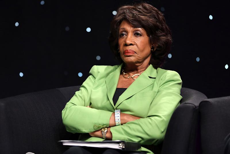 Maxine Waters on Why She Decided 'to Take the Gloves Off and Go for It'