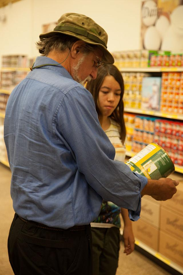 Temecula, CA - Bob Kay and his daughter Alexis enjoy prepping together.