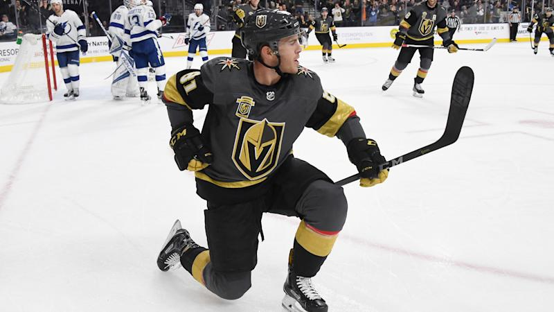 Golden Knights sign Marchessault to six-year deal