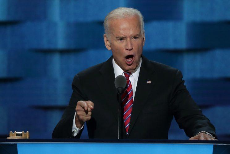 Joe Biden Just Unleashed a Blistering Attack on Donald Trump