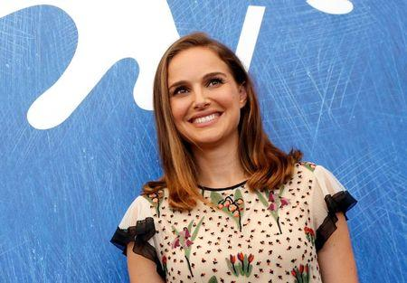 "Actress Natalie Portman attends the photocall for the movie ""Jackie"" at the 73rd Venice Film Festival in Venice"