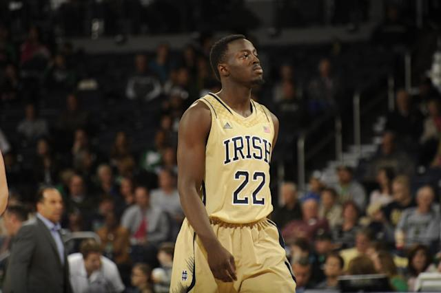 Jerian Grant's return gives Notre Dame hope of a bounce-back season