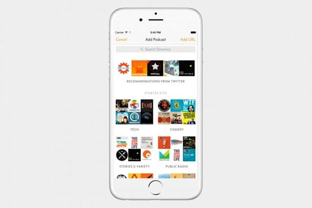 How to download and listen to podcasts on Android or iOS