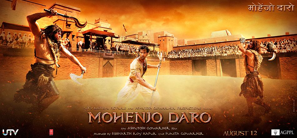 <p>Year 2016 – Mohenjo Daro<br />Budget: Rs. 1,38,00,00,000 </p>