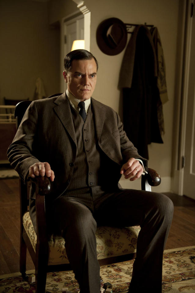 "Michael Shannon stars as Nelson Van Alden in Season 3 of ""Boardwalk Empire"" on HBO."
