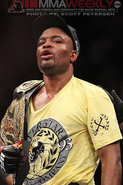 UFC 151 Cancelled: Henderson Injured, Sonnen Denied, but Anderson Silva Tried to Save the Day
