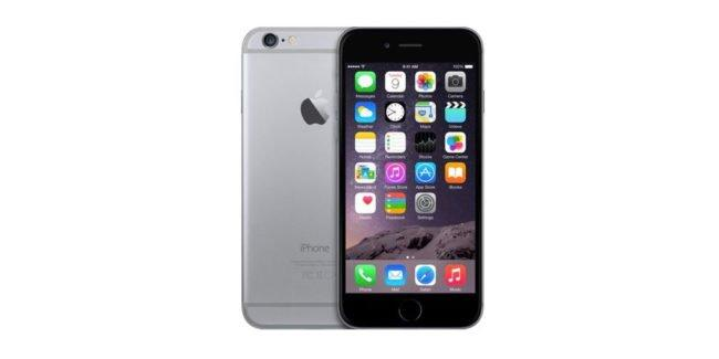 iPhone 6 (32 Go) : 365€ sur PriceMinister