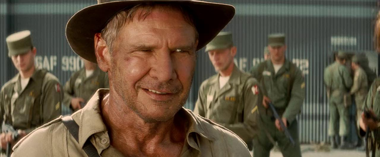"""Harrison Ford as Indiana Jones (""""Indiana Jones and the Kingdom of the Crystal Skull"""") — Nineteen years after last playing the whip-wielding archeologist in 1991's """"The Last Crusade,"""" Harrison Ford found himself back in the saddle for """"The Kingdom of the Crystal Skull."""" As most of us know now, Ford and producers George Lucas and Steven Spielberg probably should have left Indy's trademark fedora alone. The magic was pretty much gone and revisiting the character didn't add much to the series, beyond reminding audiences how very old Harrison Ford is now."""