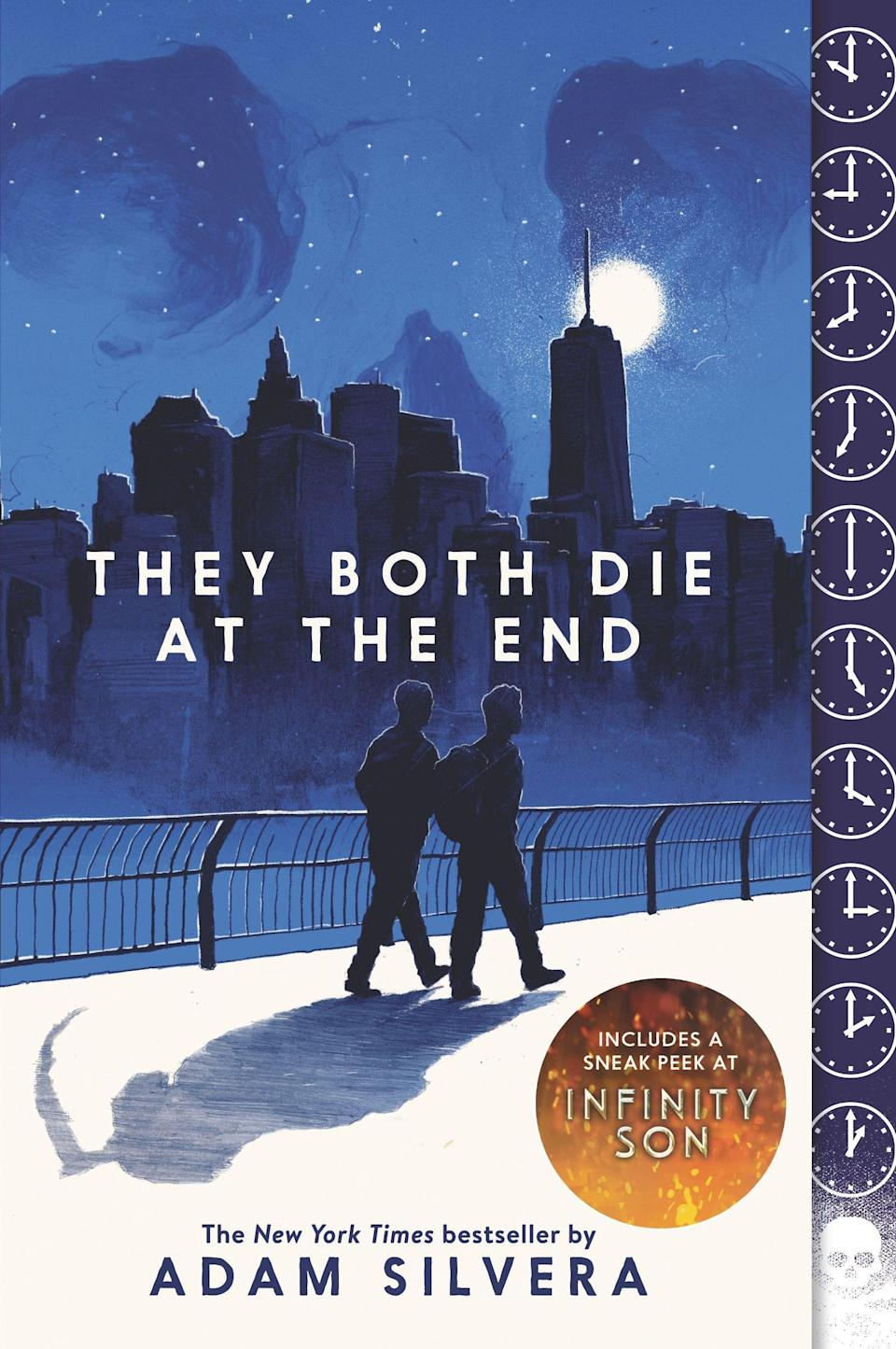 """""""They Both Die at the End,"""" by Adam Silvera"""