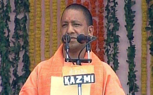 UP CM Yogi Adityanath takes charge as PM Modi calls for development