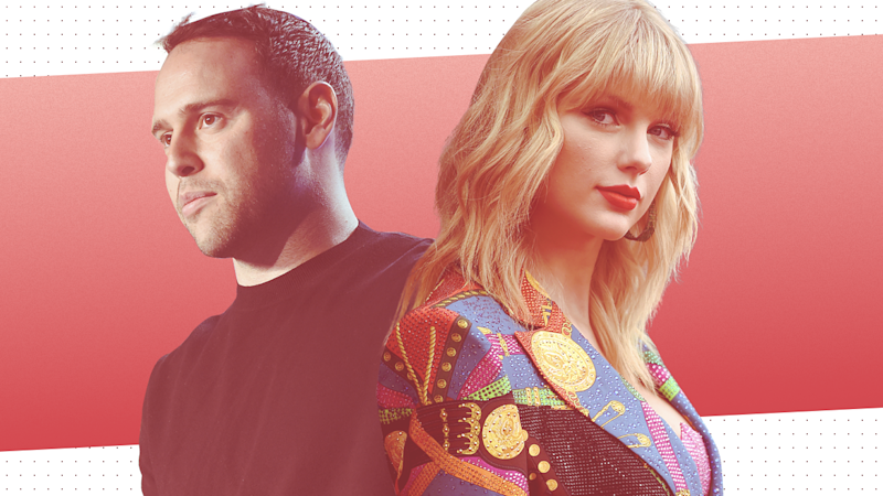 Taylor Swift vs. Scooter Braun: A Timeline of Their Big Machine Feud