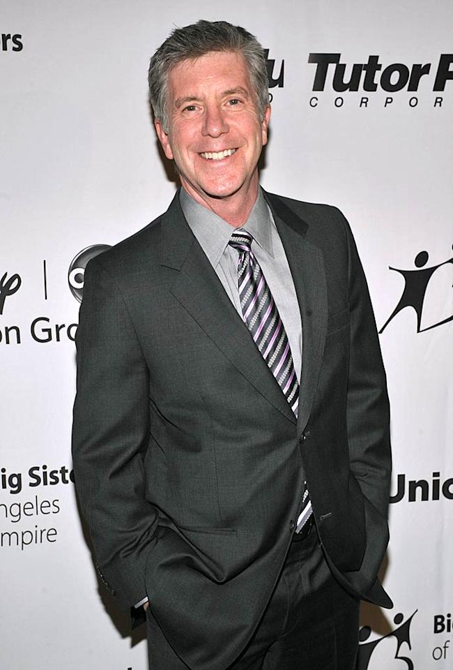 "Tom Bergeron turns 56 John Shearer/<a href=""http://www.wireimage.com"" target=""new"">WireImage.com</a> - October29, 2010"