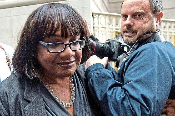Gaffe zone: Diane Abbott's stumbling media appearances put more pressure on Labour