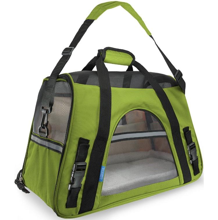 Pet Carrier Soft Sided Small Cat. (Photo: Ebay)
