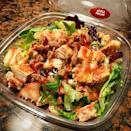"""<p><strong>What is it:</strong> Made fresh daily with Wendy's signature lettuce blend, crisp red and green apples, dried cranberries, roasted pecans, crumbled blue cheese, and grilled chicken breast hot off the grill, all topped with Marzetti Simply Dressed Pomegranate Vinaigrette. An unbeatable pick.</p><p><strong>Why it's good tier: </strong>A Wendy's Apple Pecan Salad a day keeps the doctor away (don't quote us on that...).</p><p><a href=""""https://www.instagram.com/p/CJpdppbln5e/"""" rel=""""nofollow noopener"""" target=""""_blank"""" data-ylk=""""slk:See the original post on Instagram"""" class=""""link rapid-noclick-resp"""">See the original post on Instagram</a></p>"""