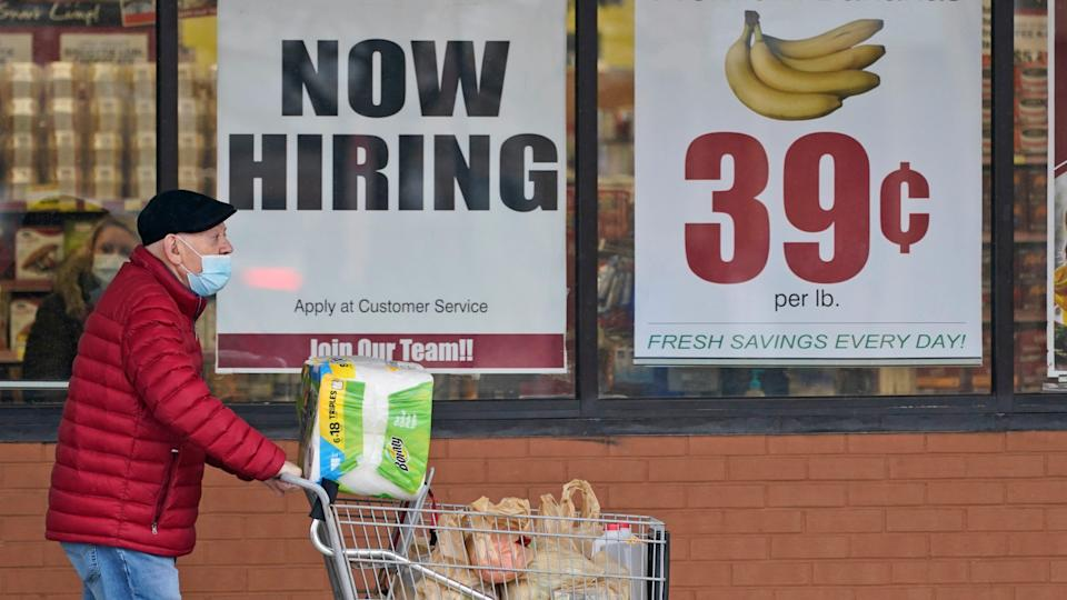 U.S. hiring is expected to pick up steam in coming months.