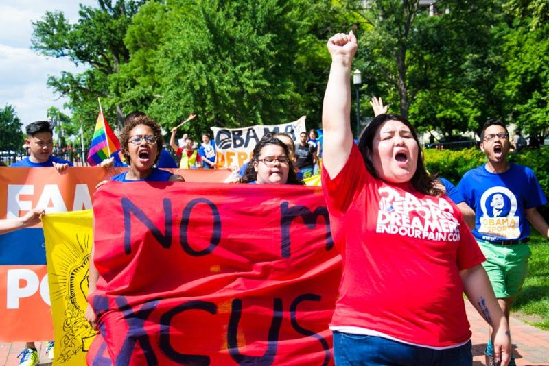 Greisa Martinez Rosas joined United We Dream in 2012 and became executive director in 2020. (Photo: United We Dream).