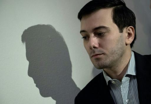 'Pharma Bro' Shkreli convicted of US securities fraud