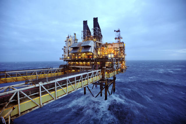 Premier Oil plans to buy BP's Andrew Area and Shearwater assets in the North Sea. Photo: REUTERS/Andy Buchanan/pool