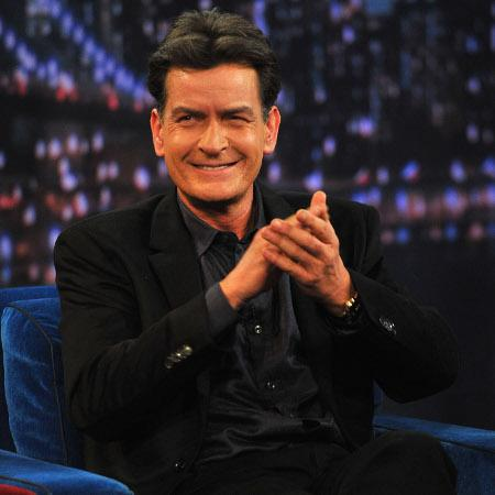 Charlie Sheen 'Lohan's date for premiere'
