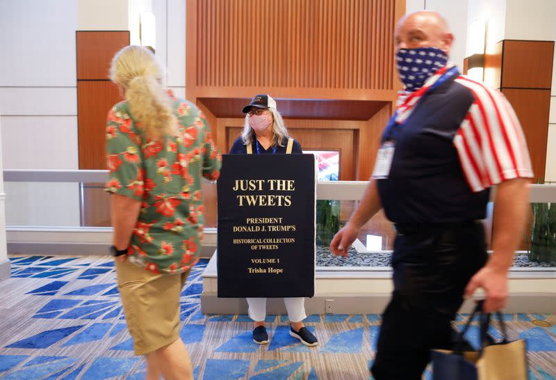 Conservative Political Action Conference (CPAC) in Orlando