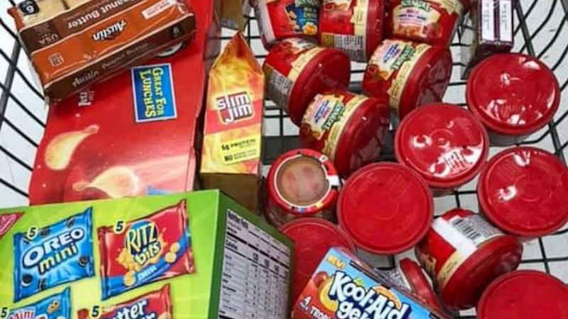 Teacher's viral post on hungry student leads to school food pantry