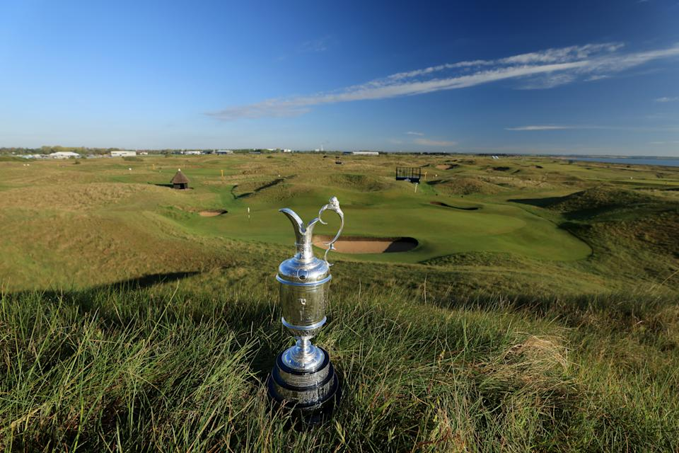 Who will claim the Claret Jug this year? (Photo by David Cannon/R&A/R&A via Getty Images)