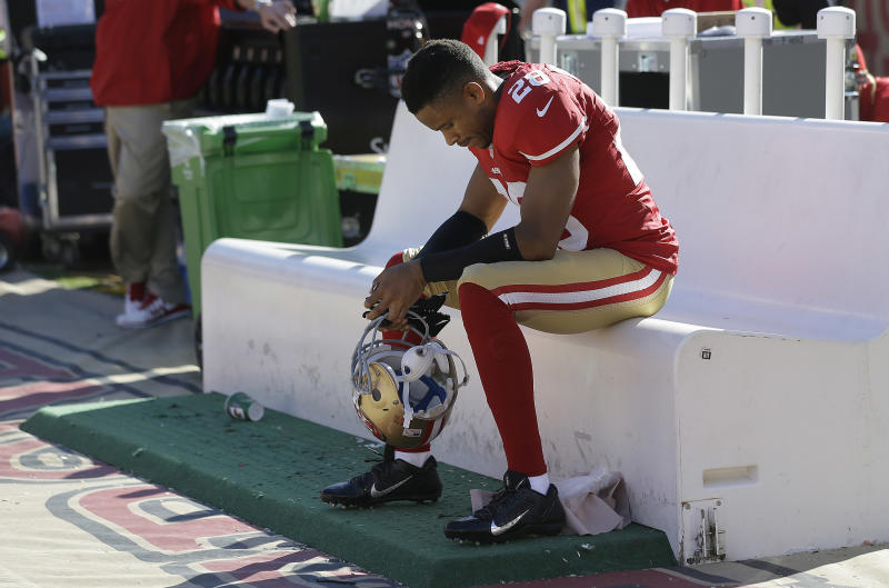 Willis, Asomugha inactive for 49ers