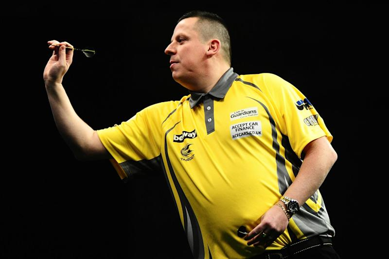 Dave Chisnall (Getty Images)