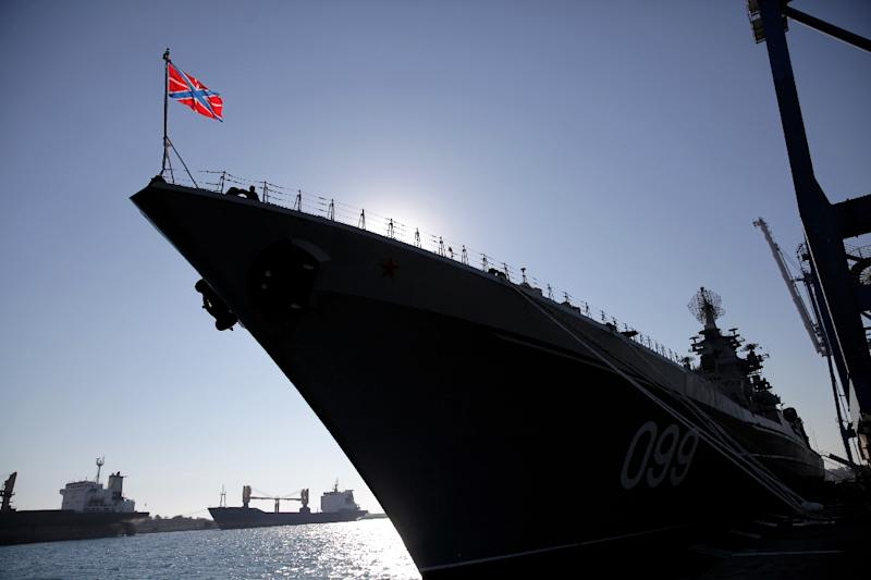 Russia's defence ministry said that the country was poised to transform its naval facility in the Syrian port city of Tartus into a permanent base