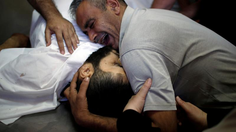 White House: Israel Not To Blame For 58 Palestinian Deaths