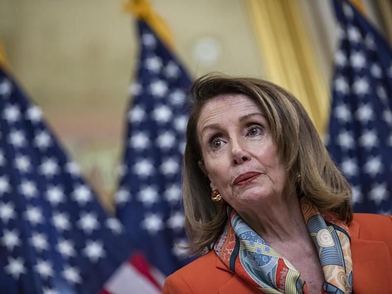 Pelosi warns US will not strike Brexit trade deal with UK if Good Friday Agreement is undermined