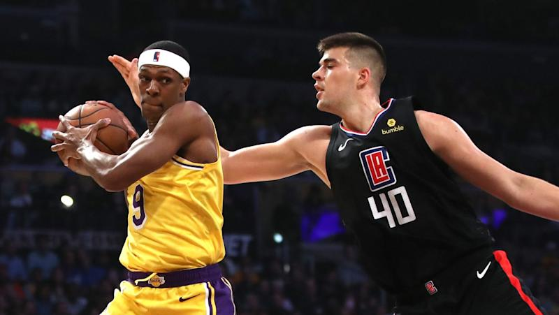 6fb570c07 Ivica Zubac to Lakers fans   If you want to watch playoff basketball ...