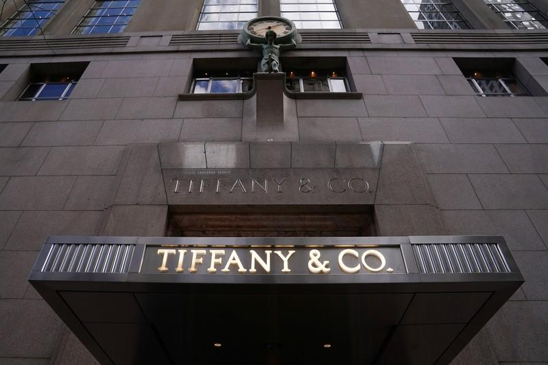 French luxury group LVMH offers to buy U.S. jeweler Tiffany - sources