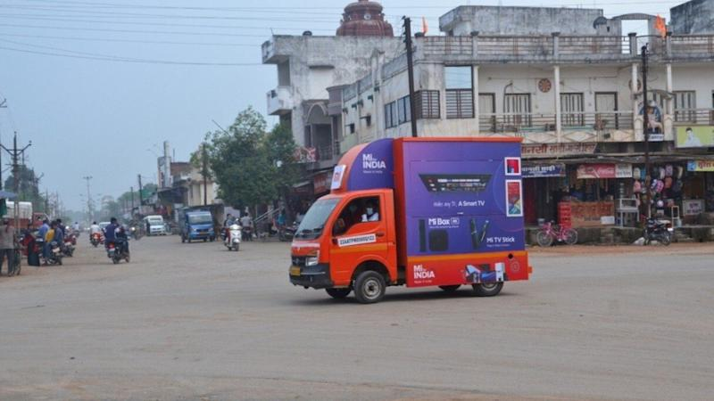 China's Xiaomi launches a Mi Store on Wheels to reach consumers in rural India