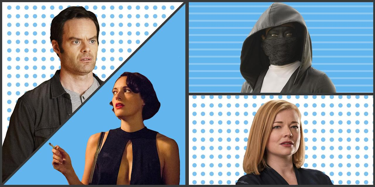 """<p>In 2019, television continued to be the platform for exciting new voices in popular culture. Just this year, the careers of Phoebe Waller-Bridge, Natasha Lyonne, MJ Rodriguez, and many more have been launched into the stratosphere thanks to beloved, critically-acclaimed TV shows. With the likes of <em>Watchmen, Pose, Fleabag, Succession</em>, and others, who's to say we aren't just now entering the era of Peak TV? Some of the best TV series of 2019 are breaking the mold of the formula, whether they're telling <a href=""""https://www.esquire.com/entertainment/tv/a27817829/billy-porter-pose-interview-2019/"""" target=""""_blank"""">stories of trans women in the early '90s</a>, destroying <a href=""""https://www.esquire.com/entertainment/tv/a27526660/game-of-thrones-season-8-finale-ending-bad-review-analysis-recap/"""" target=""""_blank"""">entire cities with dragon fire</a>, or shoving a half hour's worth of comedy into a succinct 15 minutes. These are the best TV shows of 2019 so far.</p>"""