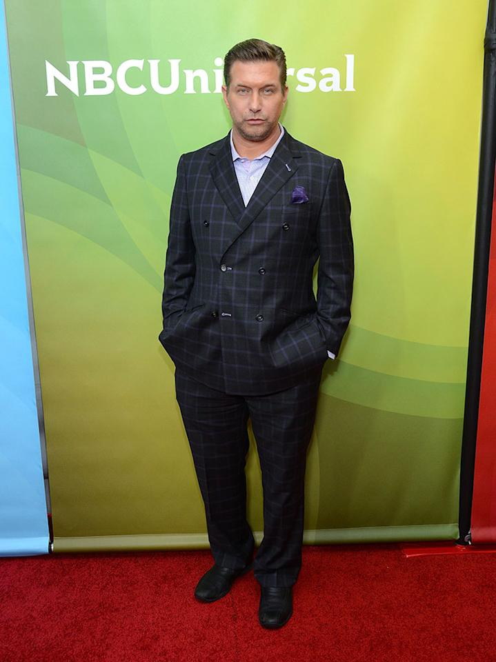 """Stephen Baldwin attends NBCUniversal's """"2013 Winter TCA Tour"""" Day 1 at Langham Hotel on January 6, 2013 in Pasadena, California."""