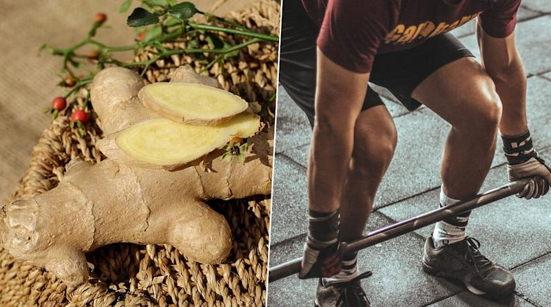 Home Remedy of the Week: How Eating Ginger Can Reduce Muscle Soreness After Workout