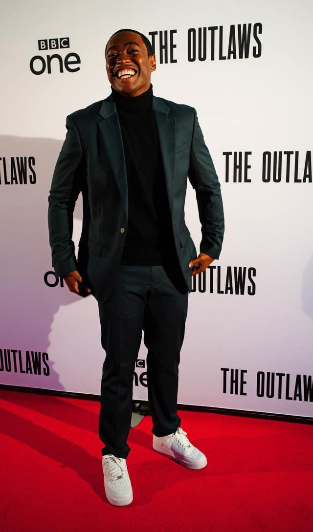 The Outlaws premiere
