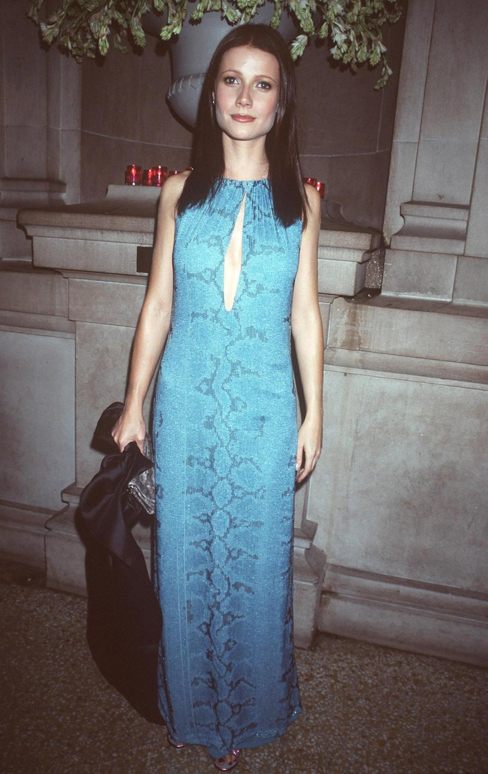 """<h1 class=""""title"""">Gwyneth Paltrow in Gucci, 1999</h1><cite class=""""credit"""">Photo: Getty Images</cite>"""