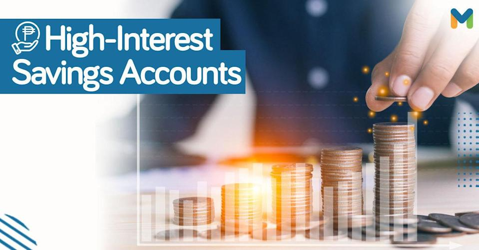 high-interest savings account in the Philippines